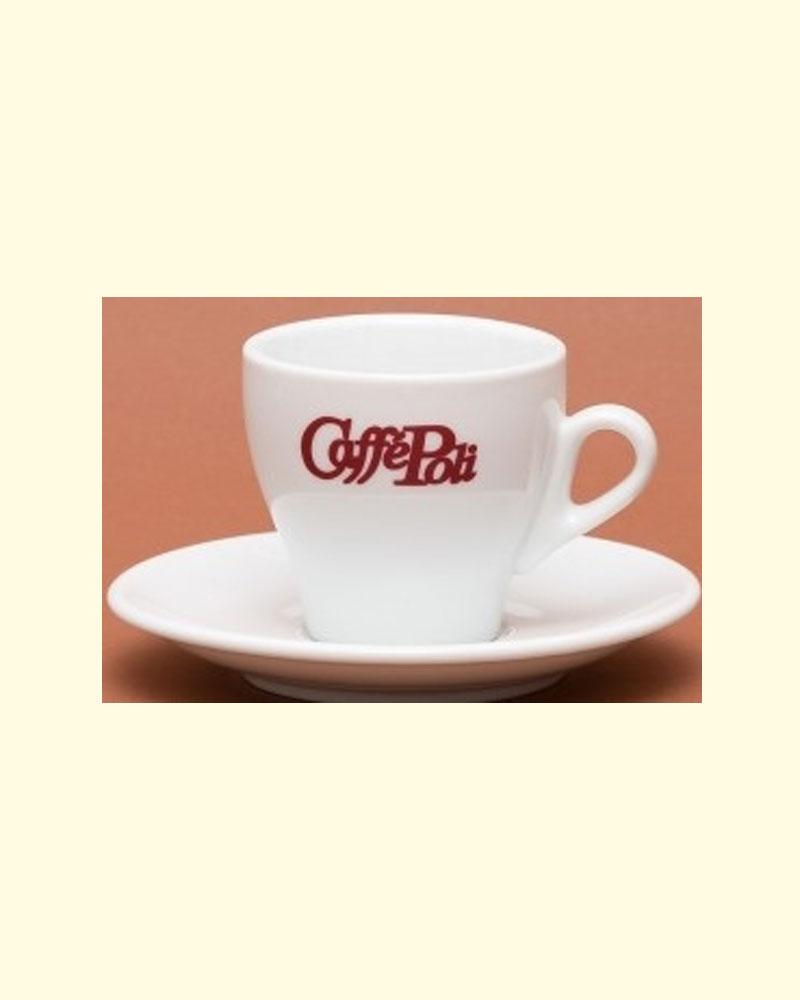 6 Cappuccino Tassen