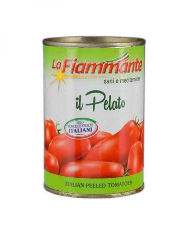 Geschälte Tomaten in Tomatensaft
