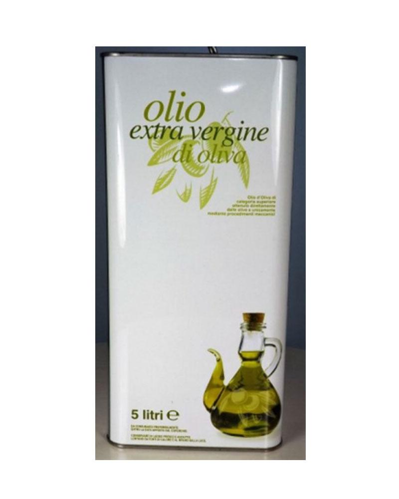 Natives Olivenöl kalt gepresst 5 L