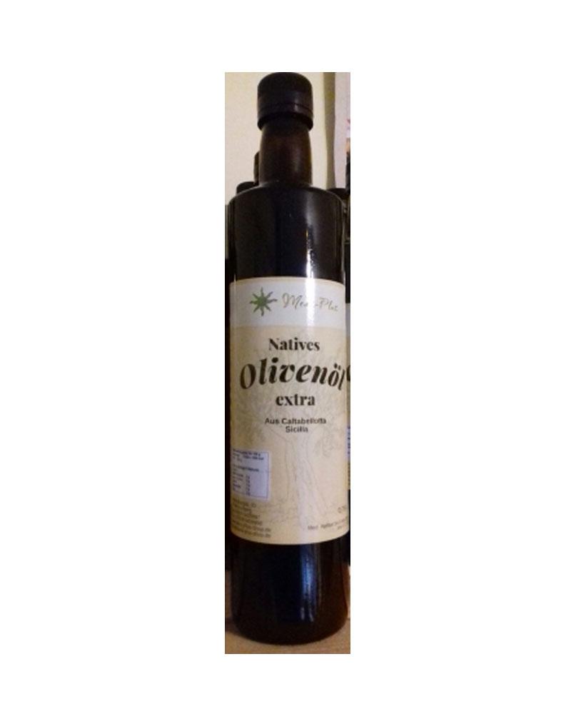 Natives Olivenöl aus Sizilien