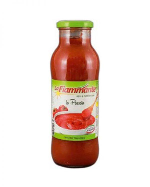 Passata pomodori fiammante