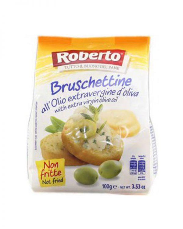 Bruschettine ROBERTO