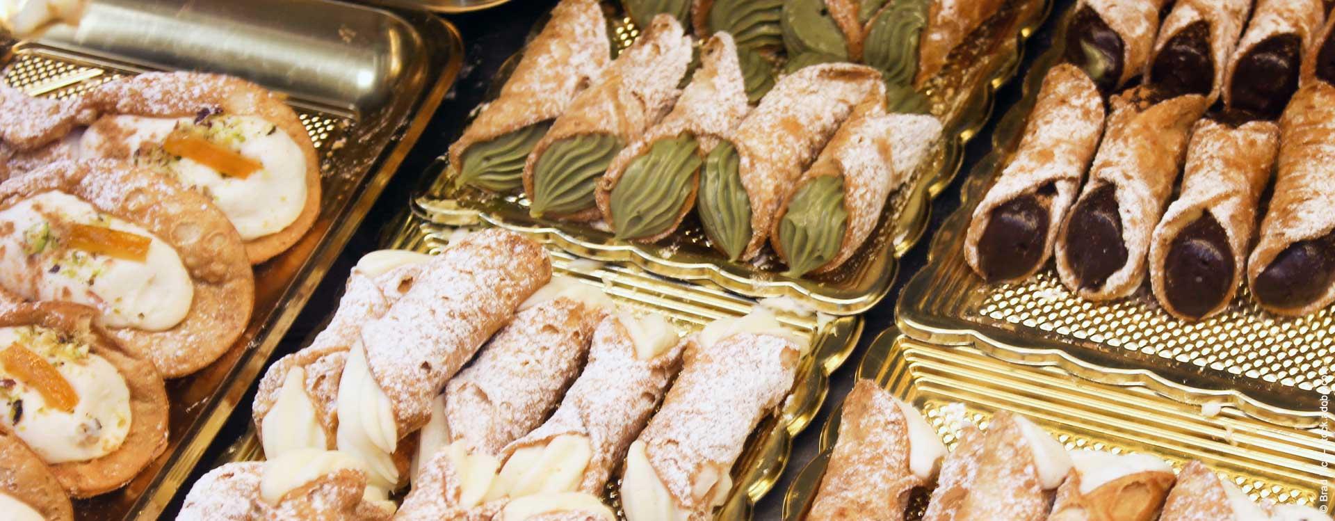 Italien Süßes Mediterrane Produkte