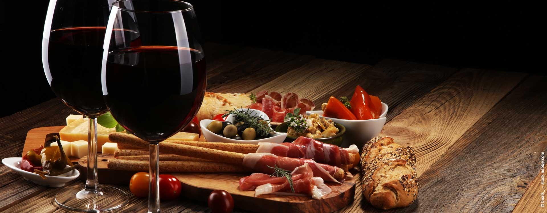 Italienische Weine Mediterrane Produkte