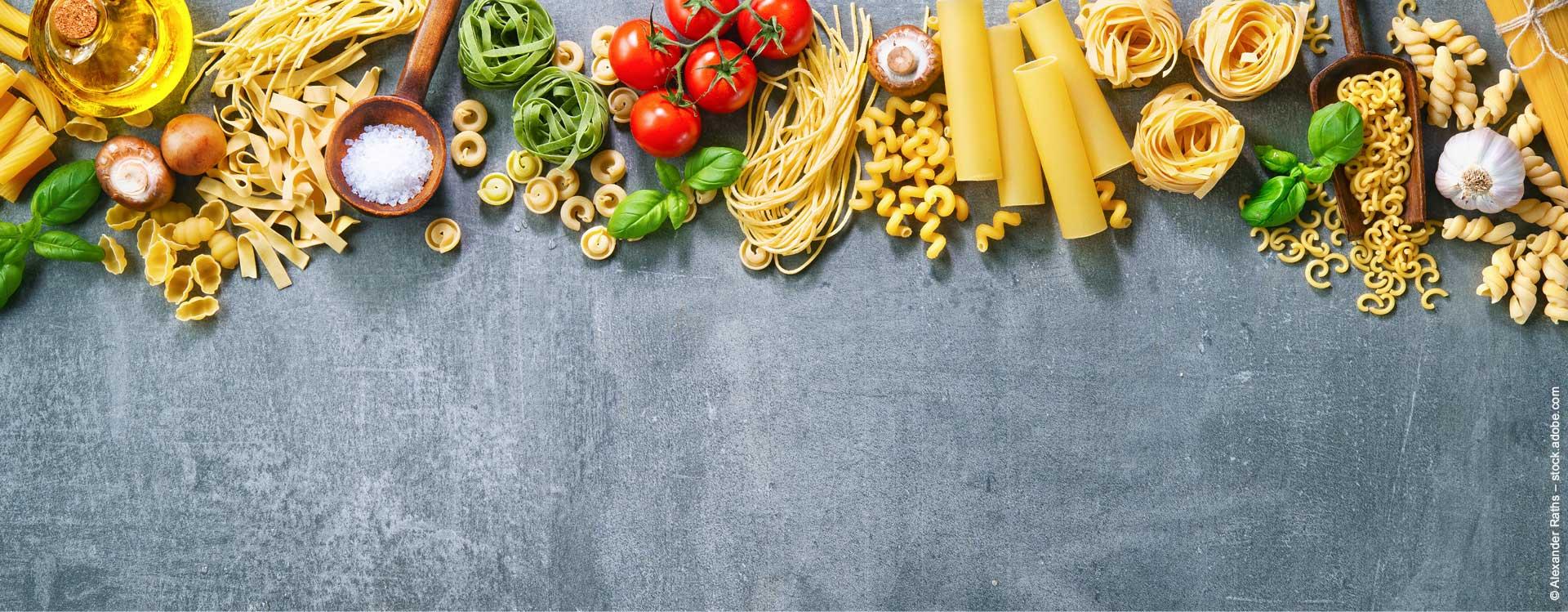 Pasta Mediterrane Produkte